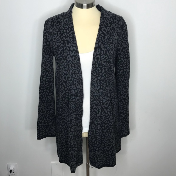 Style & Co Sweaters - Style & Co Leopard Cardigan Sweater